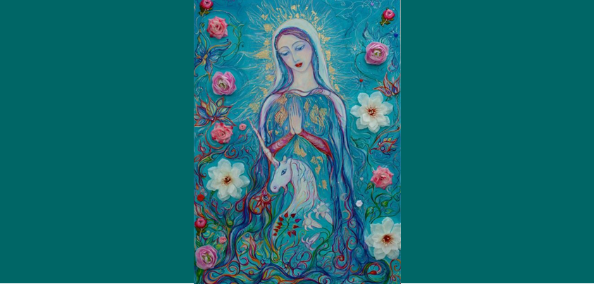 MEDITAÇÕES NO DIVINO FEMININO: MARIA