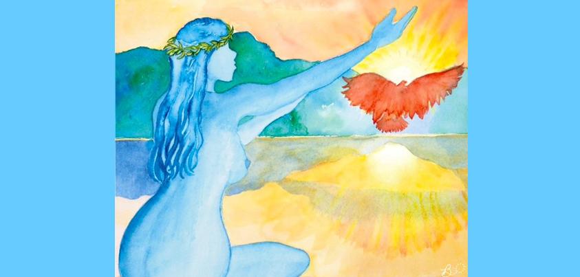 MEDITAÇÕES NO DIVINO FEMININO: MÃE DIVINA