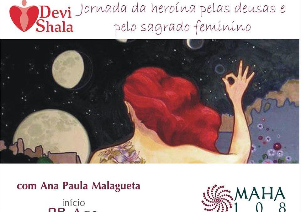 AGOSTO/2017: NOVA TURMA DAS JORNADAS DE AUTODESENVOLVIMENTO E EMPODERAMENTO FEMININO
